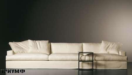 Итальянская мебель Meridiani - диван широкий Bogart large