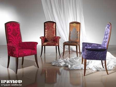 Итальянская мебель Carpanelli Spa - Cтул New Classic SE34