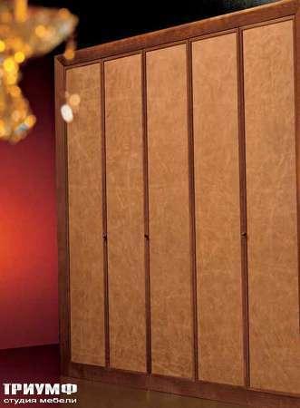 Итальянская мебель Grande Arredo - Фрагмент части распашного шкафа