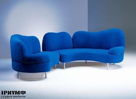 Итальянская мебель Giovannetti - Диван Igirovaghi