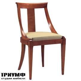 Итальянская мебель Morelato - Стул с гнутой спинкой