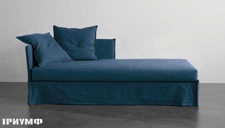Итальянская мебель Meridiani - диван-кровать FOX MERIDIENNE