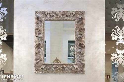 Итальянская мебель Mantellassi - Зеркало Merletto