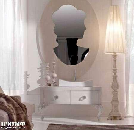 Итальянская мебель Dolfi - зеркало Cameo