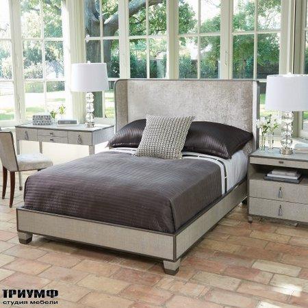 Американская мебель Globalviews - Argento Bed King