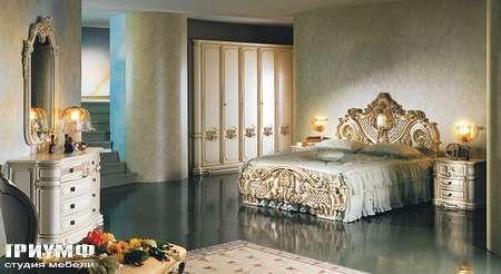 Итальянская мебель Silik - Спальня Niobe2
