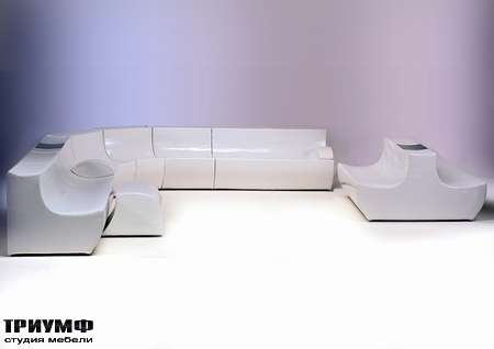 Итальянская мебель Giovannetti - Диван Link
