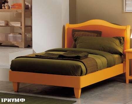 Итальянская мебель De Baggis - Кровать 20-531T