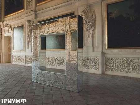 Итальянская мебель Edra - стенка под тв