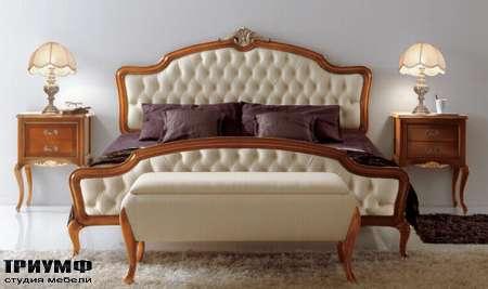 Итальянская мебель Giorgio Casa - memorie veneziane кровать