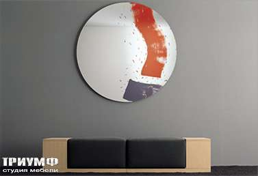 Итальянская мебель Longhi - зеркало Tien-ho