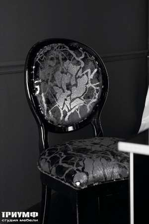Итальянская мебель Noir Cattelan Italia - Стул Sophye