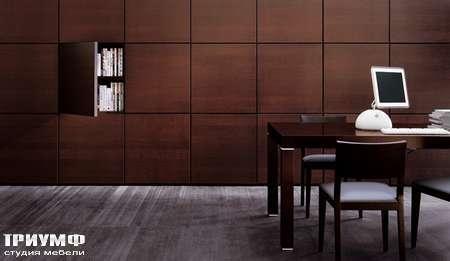 Итальянская мебель Pianca - Стенка закрытая, композиция Spazio