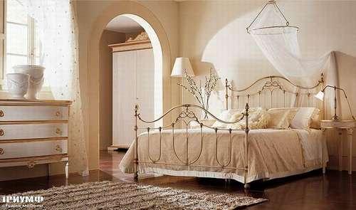 Итальянская мебель Giusti Portos - Спальня с комодом Memory