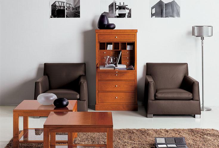 Итальянская мебель Sellaro  - Секретер Piazze
