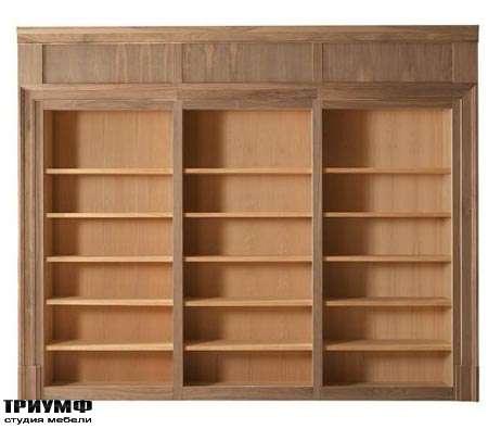 Итальянская мебель Morelato - Открытый книжный шкаф