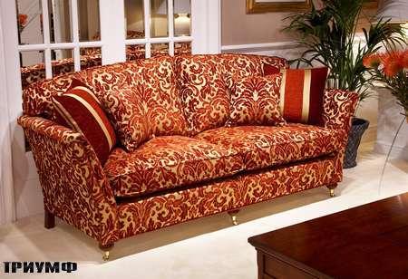 Английская мебель Duresta - диван ruskin