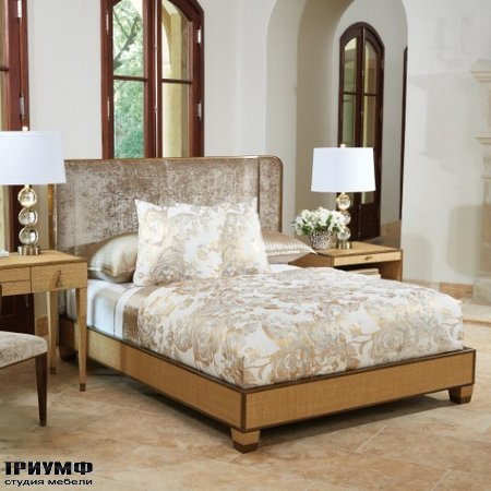 Американская мебель Globalviews - DOro Bed King