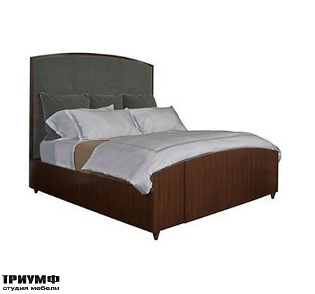 Американская мебель Henredon - VENDOME PANEL BED
