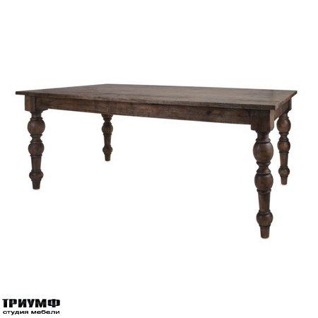 Американская мебель Imax - Poyer Dining Table