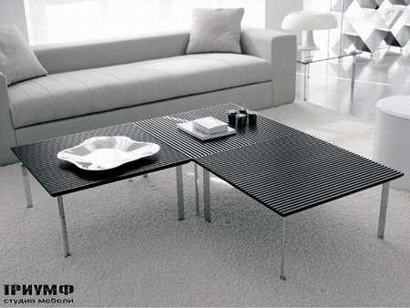 Итальянская мебель Cattelan Italia - Столик Grid
