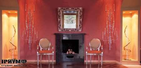 Итальянская мебель Moda by Mode - зеркало Replica