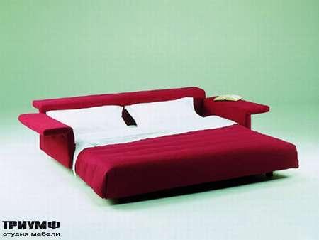 Итальянская мебель Futura - Диван раскладной King Size