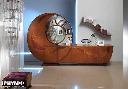 Итальянская мебель Carpanelli Spa - Витрина Chiocciola VL18