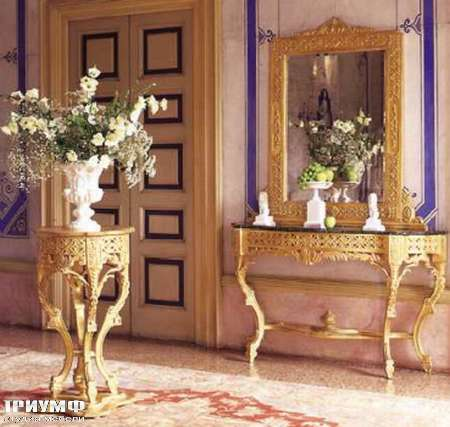 Итальянская мебель Ezio Bellotti - Подставка под цветы