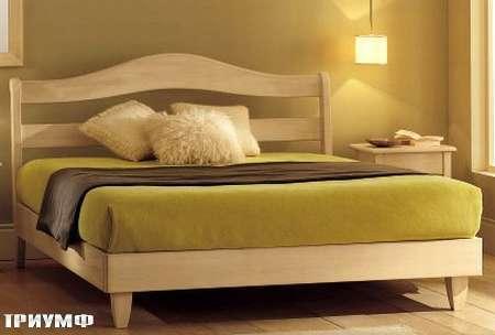 Итальянская мебель De Baggis - Кровать 20-535L