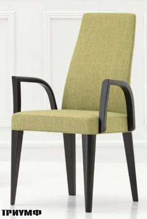 Итальянская мебель Potocco - высокий стул