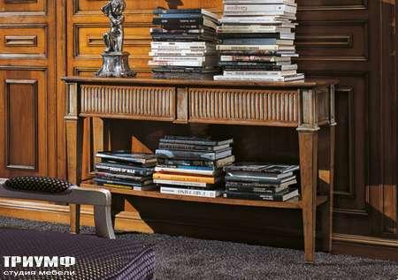 Итальянская мебель Luciano Zonta - Giorno Consolle консоль Glamour
