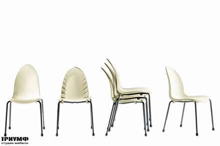 Итальянская мебель Driade - Стул из пластика и металла