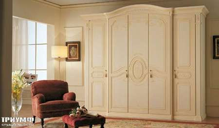 Итальянская мебель Ferretti e Ferretti - Шкаф с аркой camilla