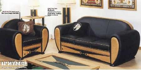Итальянская мебель Formitalia - Диван и кресло Ohio