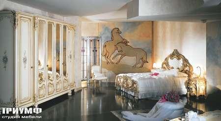 Итальянская мебель Silik - Спальня Olimpia2