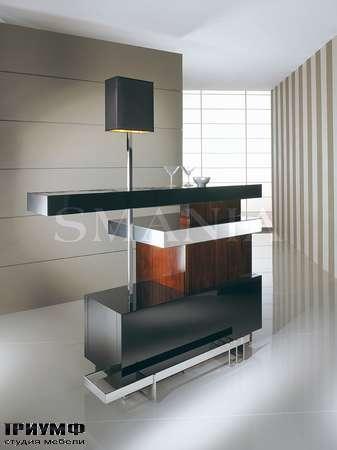 Итальянская мебель Smania - Барная стойка Arrigo
