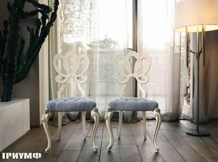 Итальянская мебель Volpi - стулья Capri