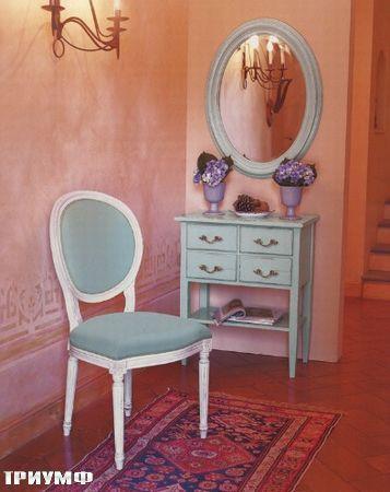 Итальянская мебель Tonin casa - дамский уголок
