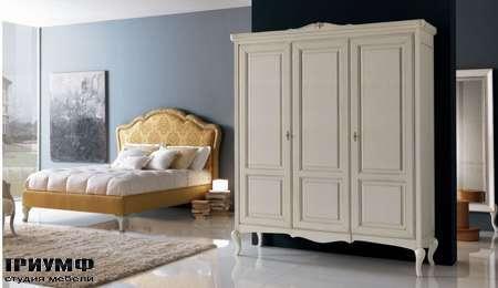 Итальянская мебель Giorgio Casa - memorie veneziane спальня