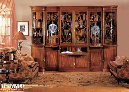 Итальянская мебель Provasi - bookcase