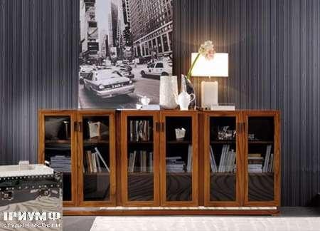 Итальянская мебель Mobilidea - Шкаф-витрина madison