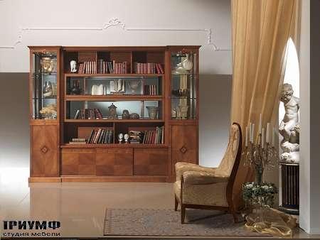 Итальянская мебель Carpanelli Spa - Витрина New Classic VL15