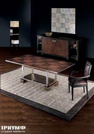Итальянская мебель Smania - Стол AxoDue-DeLuxe