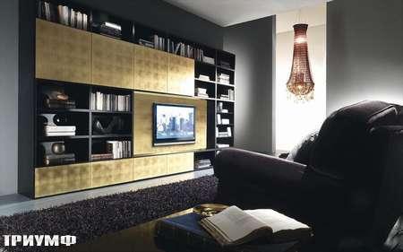 Итальянская мебель Presotto - композиция Modus