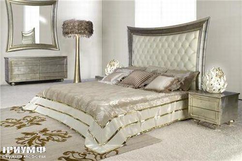 Итальянская мебель Mantellassi - Кровать Marilyn