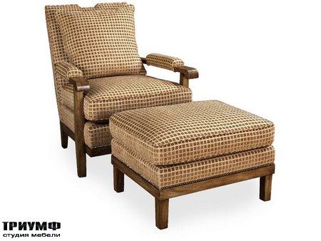 Американская мебель Chaddock - Dunbar Ottoman
