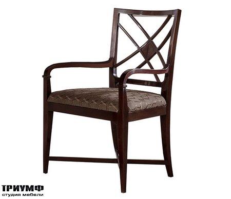 Американская мебель Council - Nash Lattice Back Arm Chair