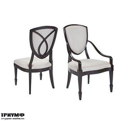 Американская мебель Henredon - Cooper Arm Chair