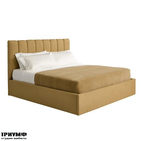 Американская мебель Ralph Lauren Home - CHANNELED BED